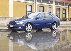 2002 Lexus SportCross
