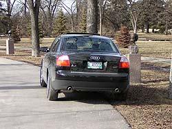 2003 Audi A4 CVT
