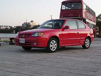 Used Vehicle Review: Hyundai Accent, 2000 2006 hyundai