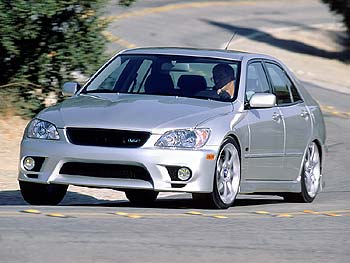 2003 Lexus IS300 L-Tuned