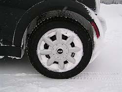 Mini Winter Driving Challenge