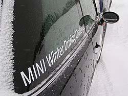 2003 Mini Winter Driving Challenge