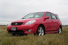2005 Toyota Matrix TRD Special Edition