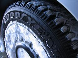 Winter Tire Test: Goodyear Nordic winter tires