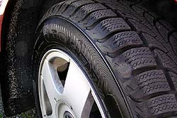 "Tire Test: Nokian WR ""All Weather Plus"" winter tires auto product reviews"