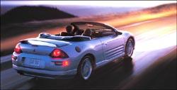 2000 Mitsubishi Eclipse Spyder