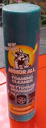 Armor All Multi-Purpose Foaming Cleaner