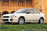 2002 Subaru Impreza RS