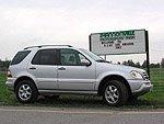 2002 Mercedes-Benz ML 500