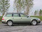 2002 VW Passat GLX V6 4-Motion