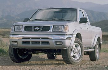 Used Vehicle Review: Nissan Frontier, 1998 2001  nissan