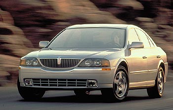 Used Vehicle Review: Lincoln LS, 2000 2003  lincoln