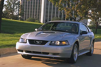 2001 Ford Mustang GT