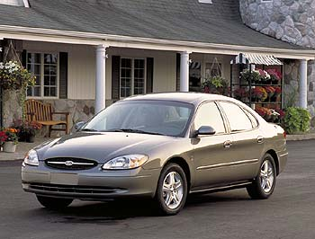 Used Vehicle Review: Ford Taurus, 2000 2002  used car reviews ford