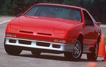 1990 Dodge Daytona ES