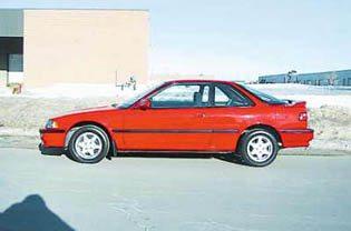 1992 Acura Inegra GS