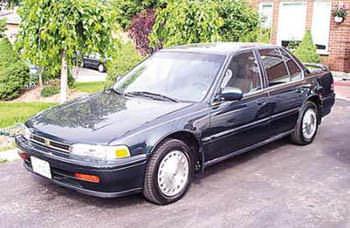1993 Honda Accord EX-R