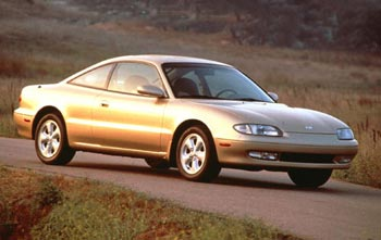 Used Vehicle Review: Mazda MX 6, 1993 1997  mazda