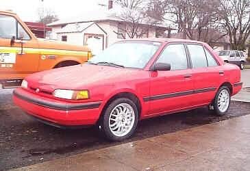 1994 Mazda Protege DX