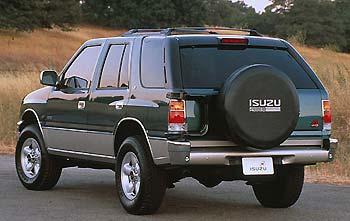 1994 Isuzu Rodeo LS