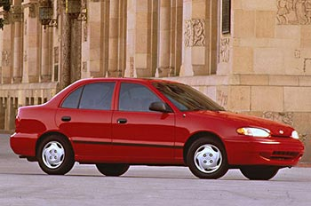 Used Vehicle Review: Hyundai Accent, 1995 1999 used car reviews hyundai