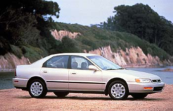 1996 Honda Accord LX sedan