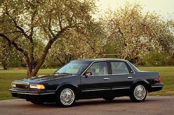 Used Vehicle Review: Buick Century, 1990 1996 buick