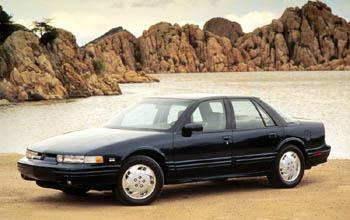 1996 Oldsmobile Cutlass Supreme sedan