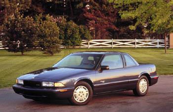 1996 Buick Regal Custom Coupe