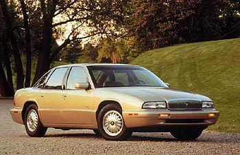 1996 Buick Regal Limited Sedan