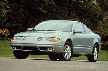 1999 Oldsmobile Alero Coupe