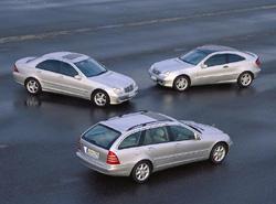 Mercedes-Benz C-Class models