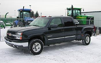 2003 Chevrolet Silverado 1500 HD