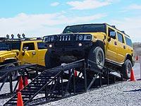 First Drive: 2003 Hummer H2 hummer first drives