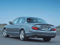 2003 Jaguar S-Type R