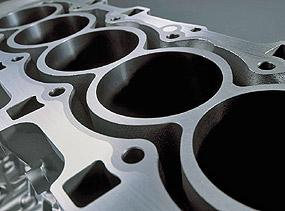 Auto Tech: BMWs 3.0 Litre magnesium/aluminium composite engine block  automotive technology auto tech