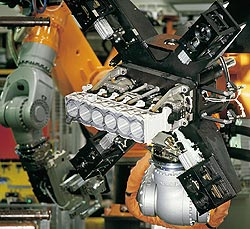 Auto Tech: BMWs 3.0 Litre magnesium/aluminium composite engine block  auto tech