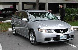 Honda Diesel Wagon