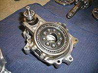 Honda Rubicon CVT
