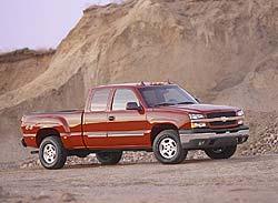 Chevrolet Silverado PHT