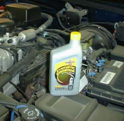 Pennzoil Synthetic Oil with Pennzane