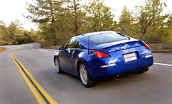 First Drive: 2003 Nissan 350Z nissan first drives