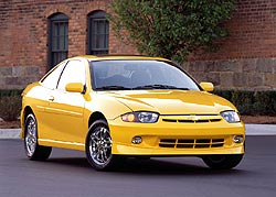 2003 Chevrolet Cavalier LS coupe
