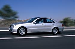 2003 Mercedes-Benz E 320 Avantgarde