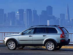 First Drive: 2003 Volvo XC90 first drives