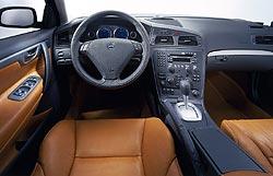 Volvo R interior