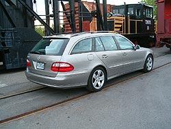 2004 Mercedes-Benz E500 4Matic Wagon