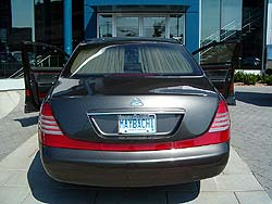 Test Drive: 2004 Maybach 57 maybach