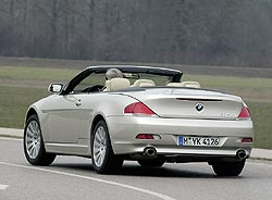 Test Drive: 2004 BMW 645Ci Cabriolet bmw car test drives