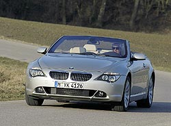 Test Drive: 2004 BMW 645Ci Cabriolet car test drives bmw